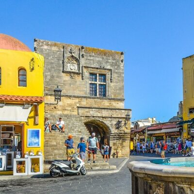 Caravel Hotel Rhodes Old Town